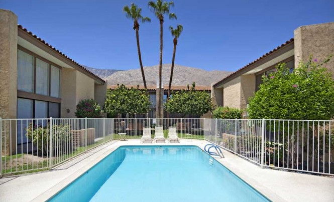 231 E La Verne Way #E, Palm Springs