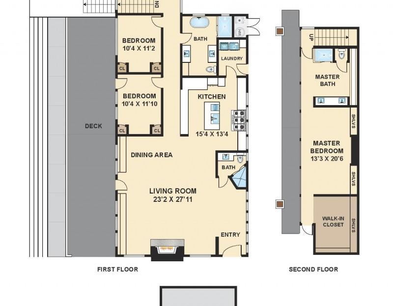 3574 Multiview- Floor Plan (JPEG)
