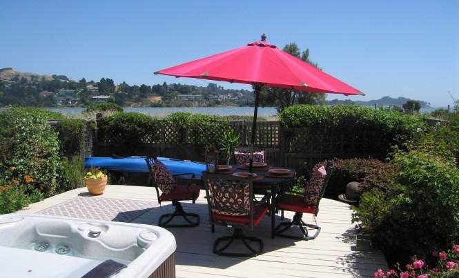 bedford yard view