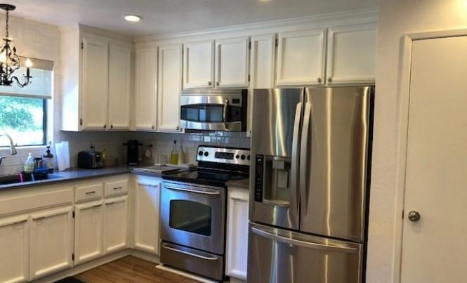 wintergreen kitchen