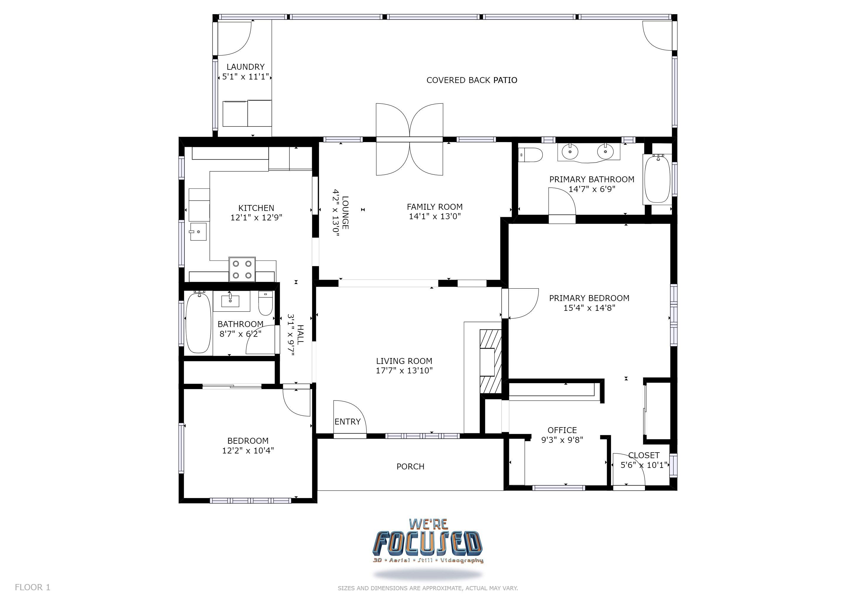 505 Tramview Floorplan